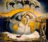 Dali -  Geopoliticus Child Watching the Birth of the New Man. 1940-1943